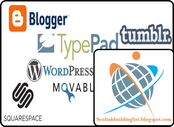 Top High PR Blog Posting Sites List