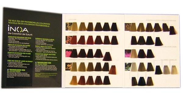 Loreal Hair Color Chart 2013 Traffic Club