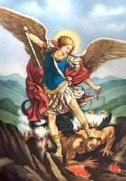 San Michele Proteggi da Tutti gli Attacchi di Ogni Male