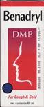 Dosis Obat BENADRYL DMP Syrup
