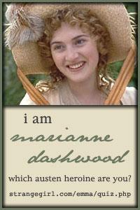 Jane Austen karakter