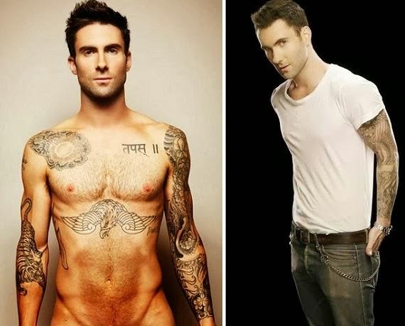 Adam levine sexiest man alive ass images 13