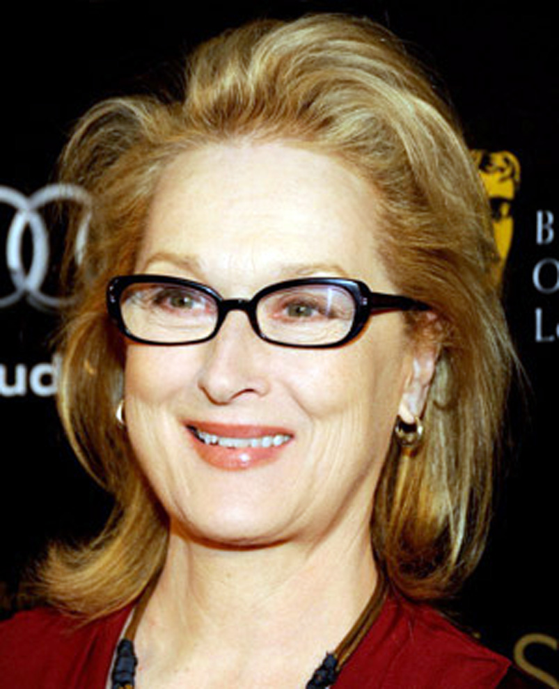 Black Frame Glasses Celebrities Wear : A Rolling Crone: January 2013
