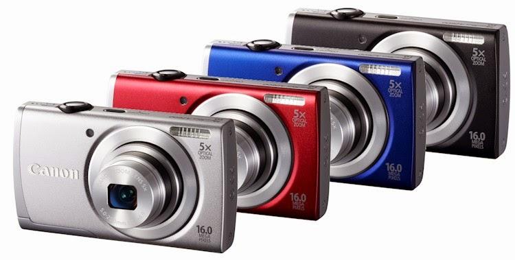 Foto Kamera Canon PowerShot A2600 Review Spesifikasi Harga Warna