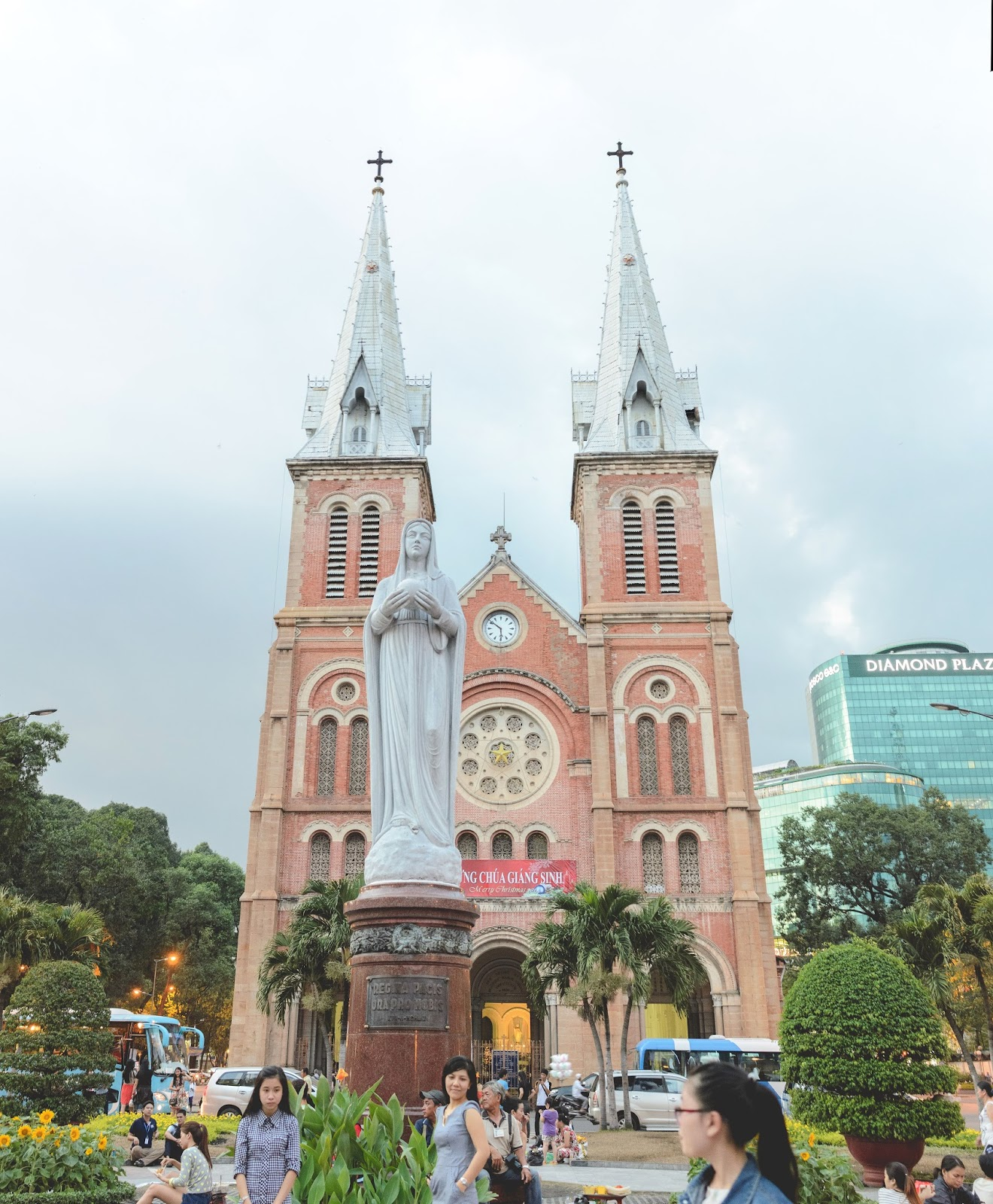 THings to see in Ho Chi Minh City