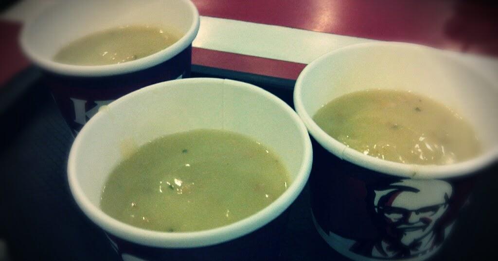 Resep Cara Membuat Cream Sup KFC Mudah | Resep Aneka ...