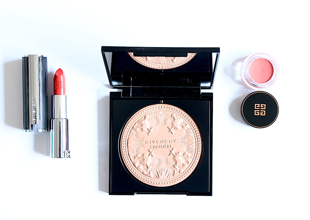 givenchy collection maquillage croisiere été 2014 avis test swatches
