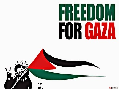 FREEDOM FOR GAZA