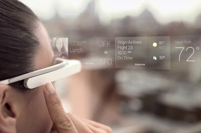 Google glass-a view by U.S. Government