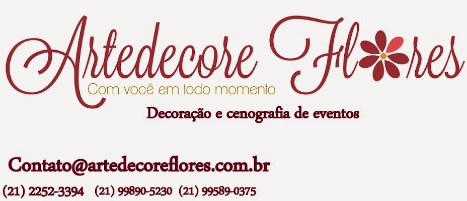 Artedecore Flores By Leonardo  & Renata Reis