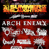 "Arch Enemy to Headline ""Summer Slaughter 2015"" North American Tour"