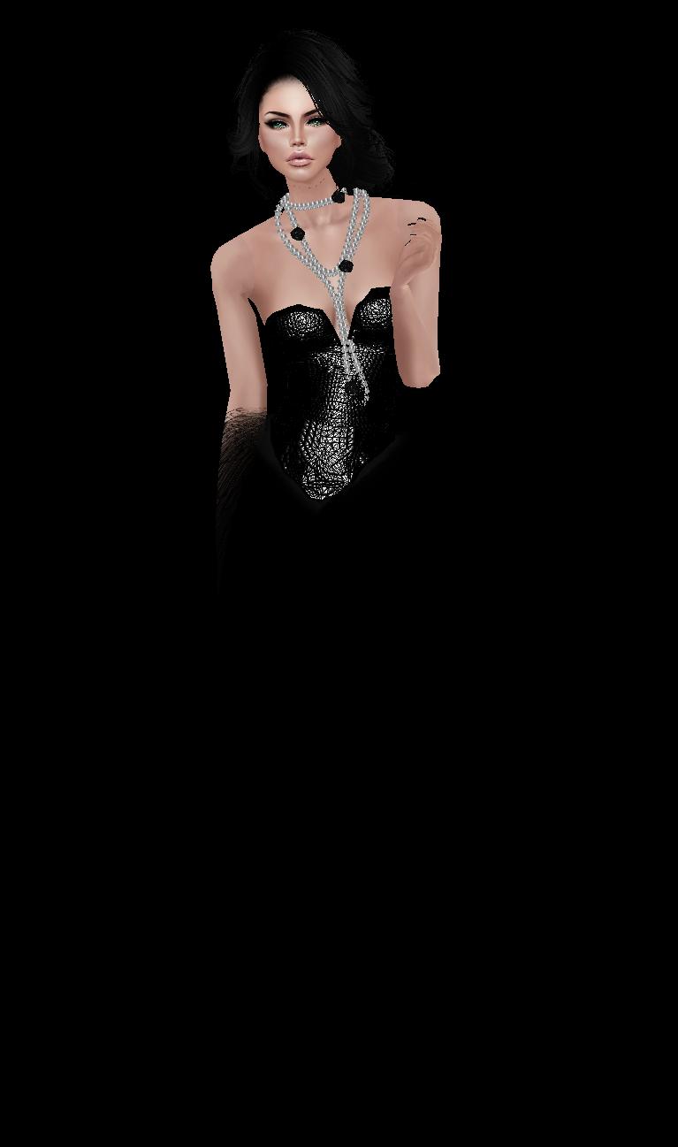 Women's Fashion Dress Avatar