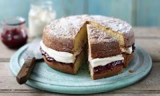 Sponge Cake Lebih Lembut