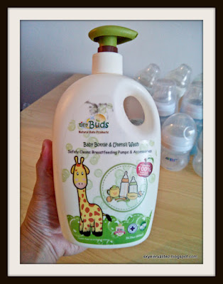 Tiny Buds Baby Bottle & Utensil Wash