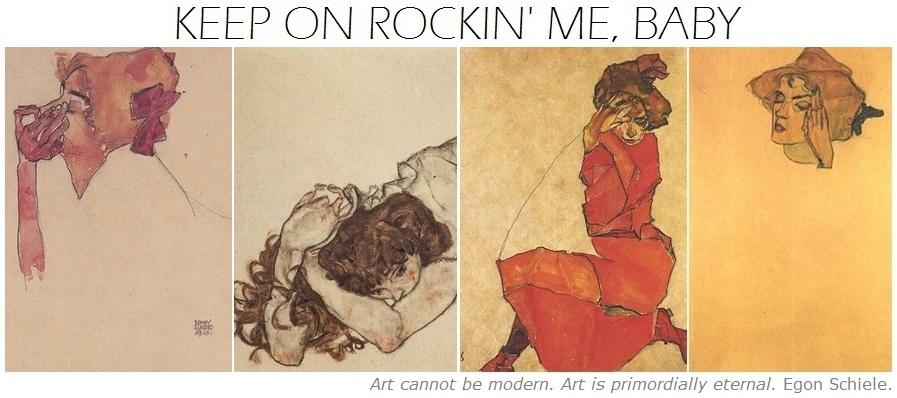 Keep on Rockin' me, Baby