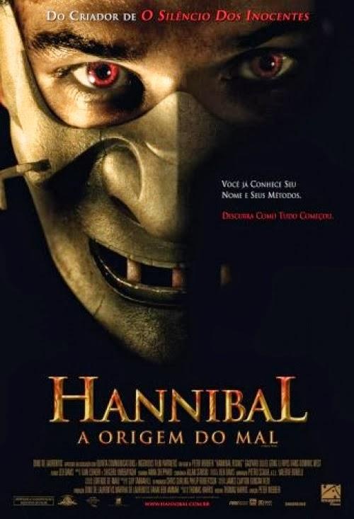 Filme Hannibal A Origem Do Mal Dublado AVI DVDRip