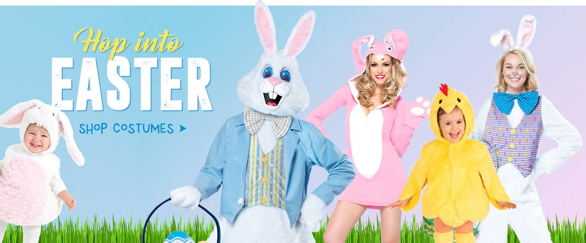 Pure Costumes has you Covered for Easter!
