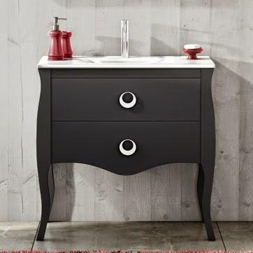 Muebles de ba o tu cocina y ba o - Mueble bano vintage ...