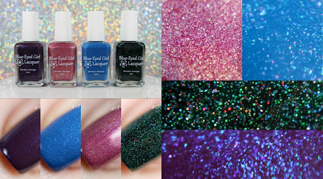 Blue-Eyed Girl Lacquer Innocence in the Moment Collection