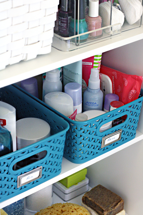 ... Our Bathroom Cabinets And Drawers And I Vowed That I Would Occasionally  Take Time To Do Super Quick Purges And Clean Ups Of Toiletries And  Cosmetics.