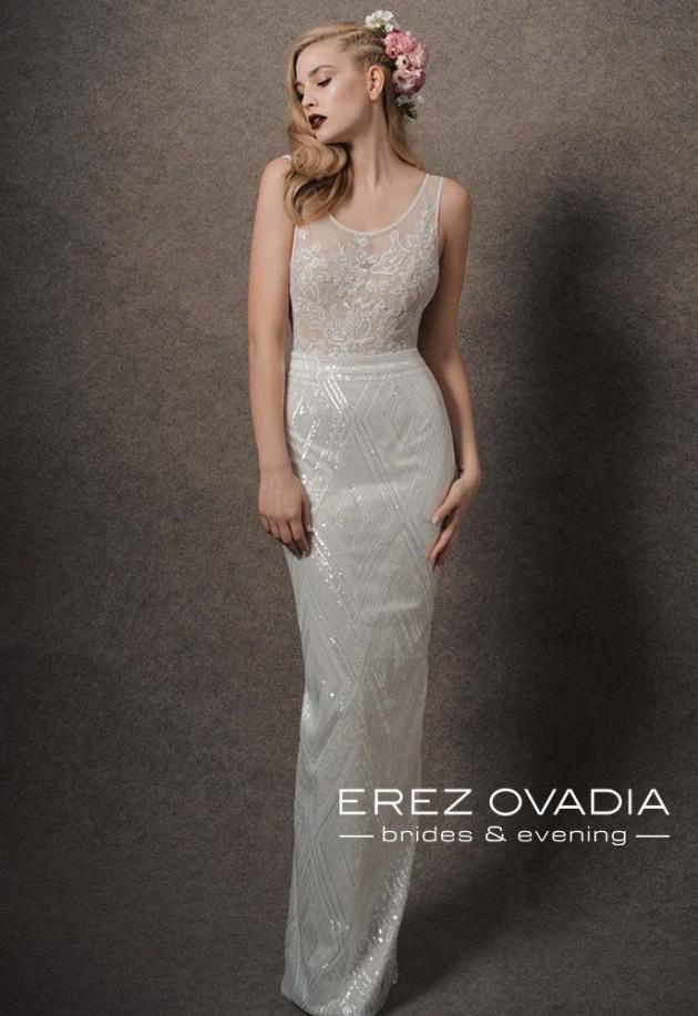 Divinos vestidos de novias | Coleccion Erez Ovadia