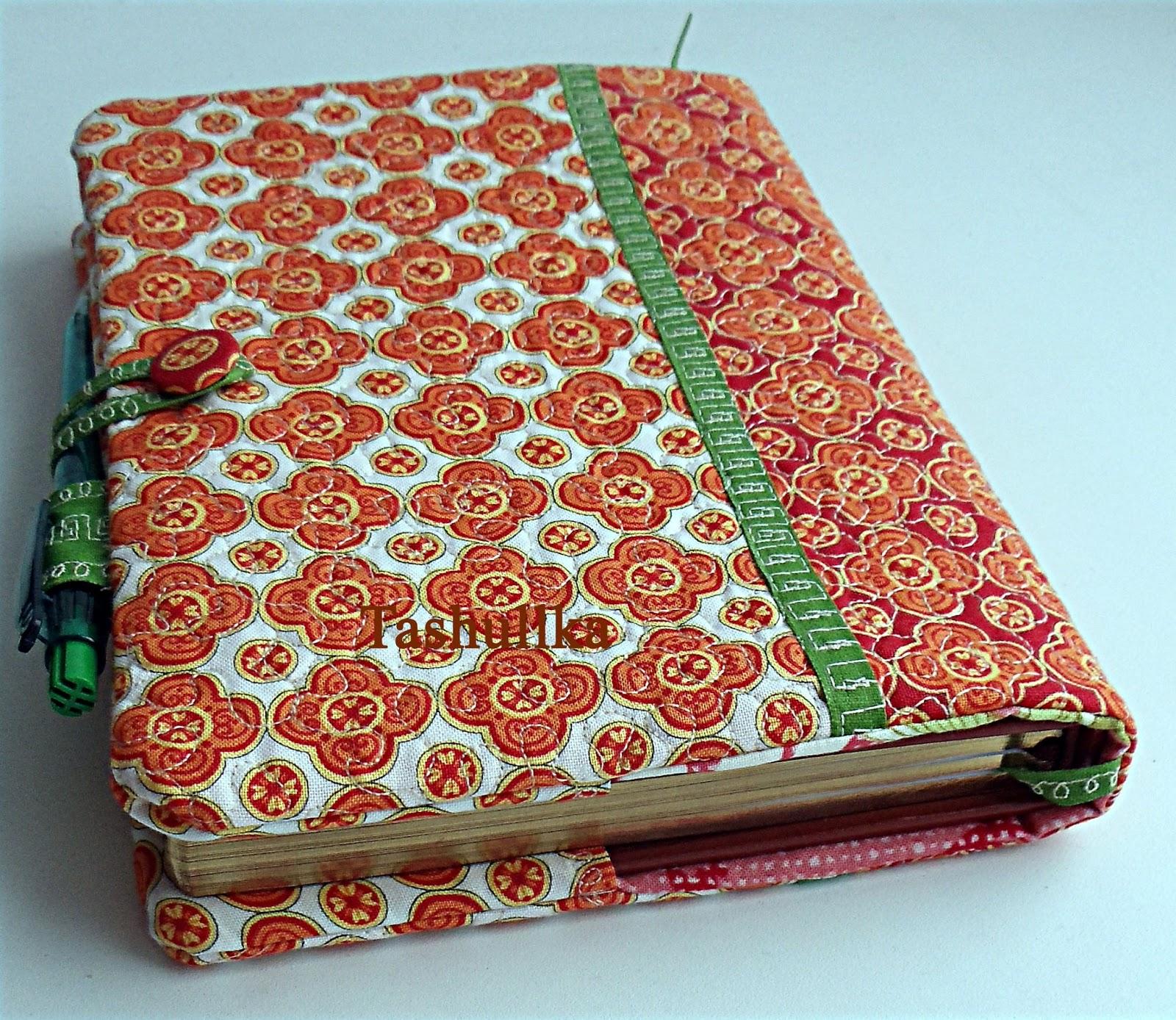 Записной дневник своими руками