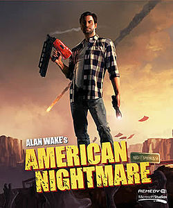 Game Alan Wake's American Nightmare (PC/ENG)