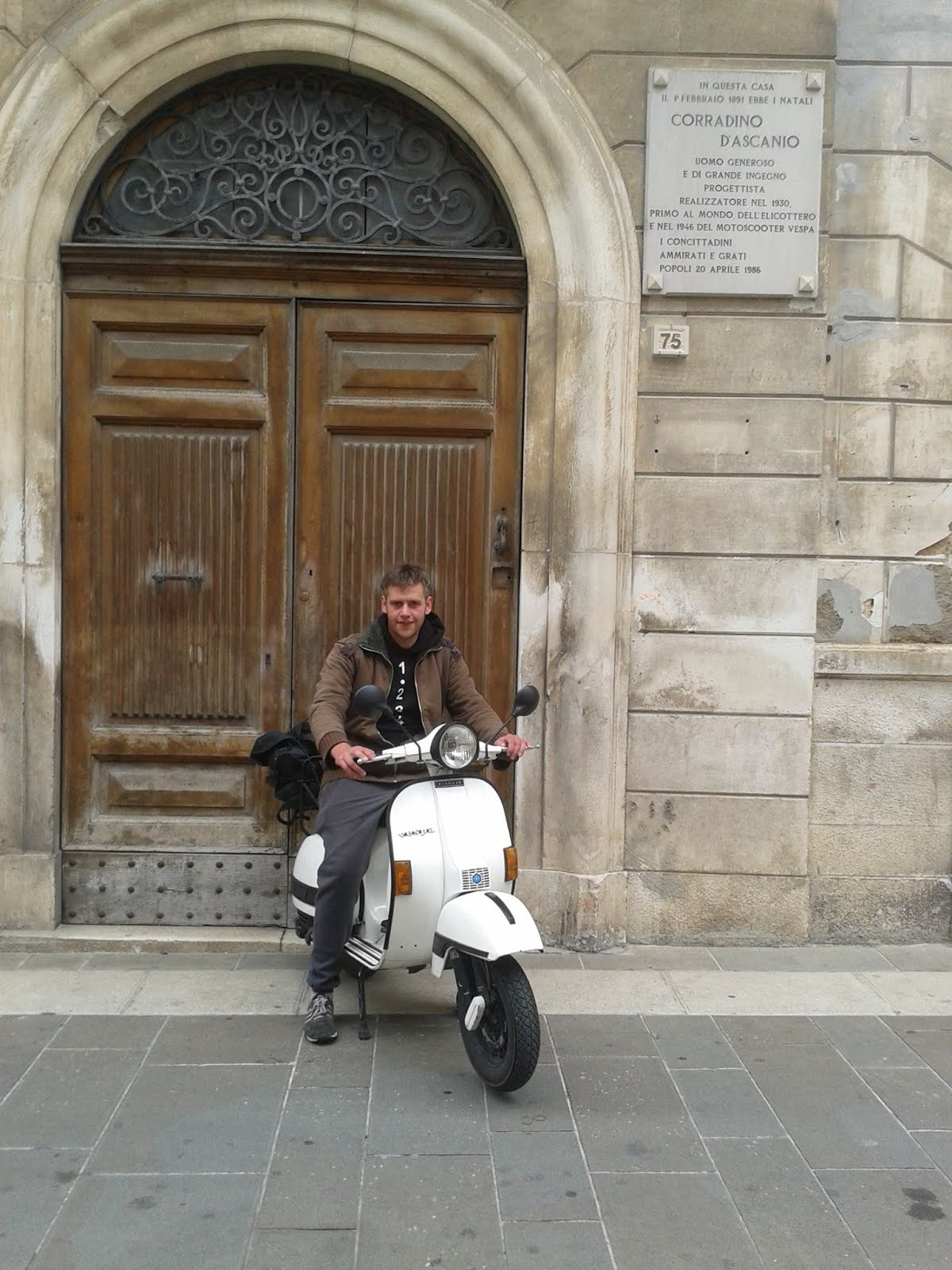 """Davide Murano (più conosciuto come """"Davide Vespa"""") – 24° intervista"""