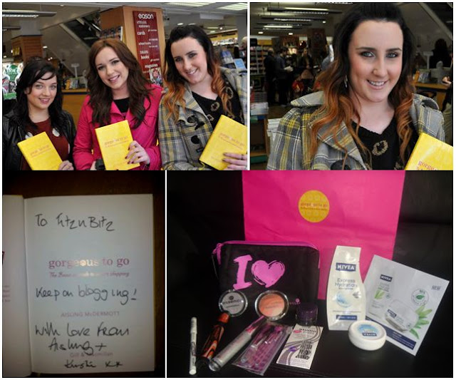 Beaut.ie Book launch & Vlogger/Blogger meetup