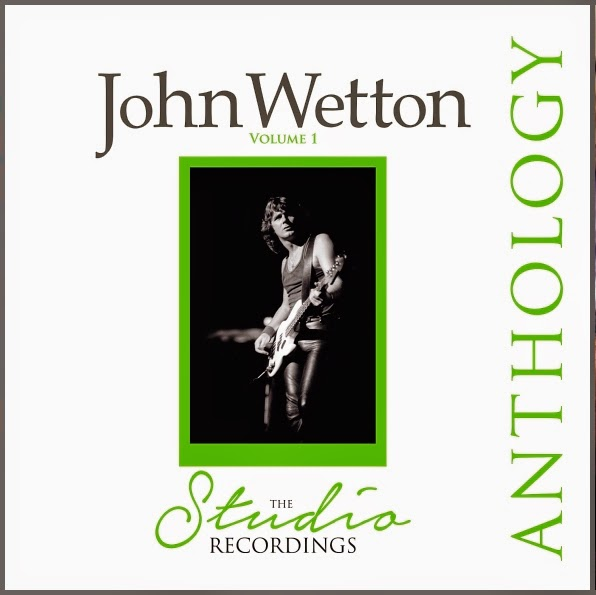 John Wetton's The Studio Recordings Anthology
