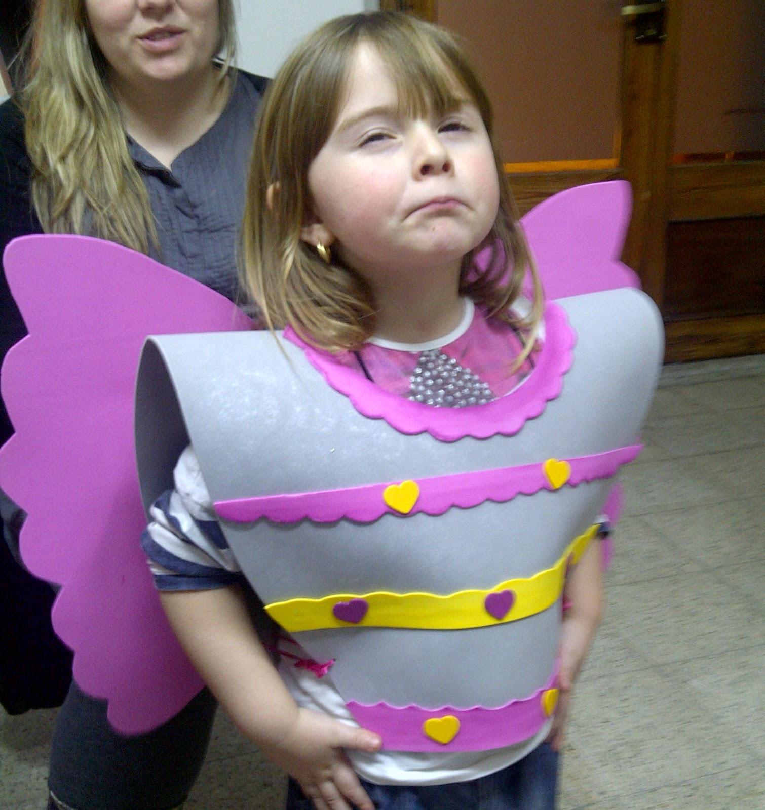 Amigos del Foamy: Disfraz de Mariposa con Foamy paso a paso...