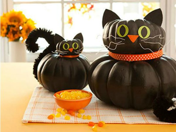 11 Ideas Para Decorar Calabazas De Halloween Trucos De