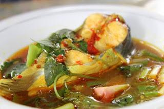 Makanan Khas Indonesia Daerah Lampung - pindang lampung