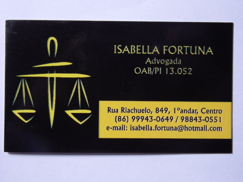 Isabella Fortuna