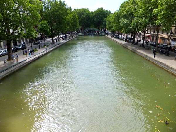paris canal saint-martin