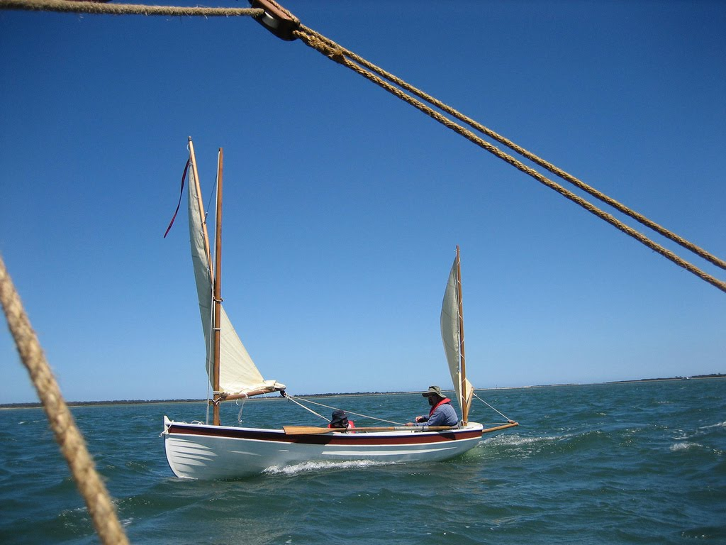 1001 Boats: Tammy Norrie - Beth