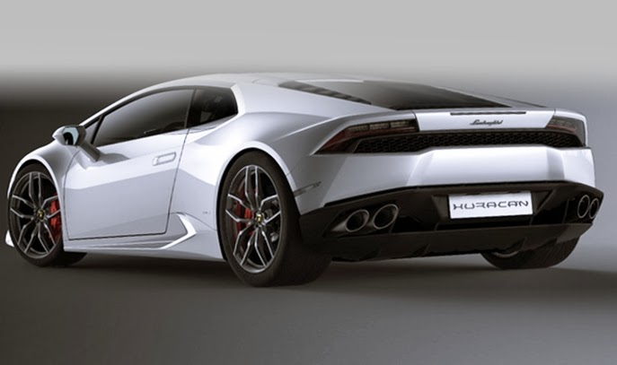 lamborghini unveils huracan lp 610 4. Black Bedroom Furniture Sets. Home Design Ideas