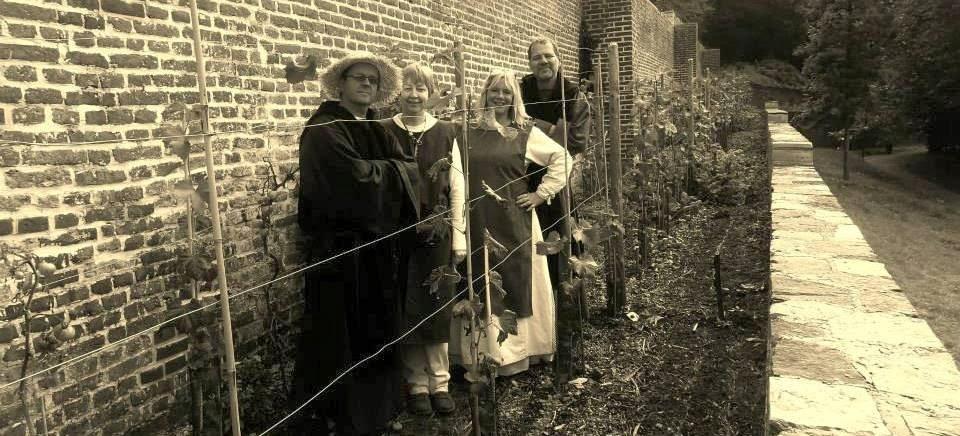 Le jardin des moines