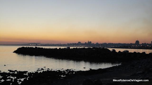 Fim de tarde em Montevidéu, Uruguai
