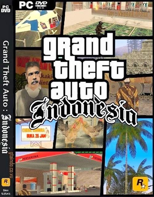 GTA Extreme Indonesia Full Mod v6