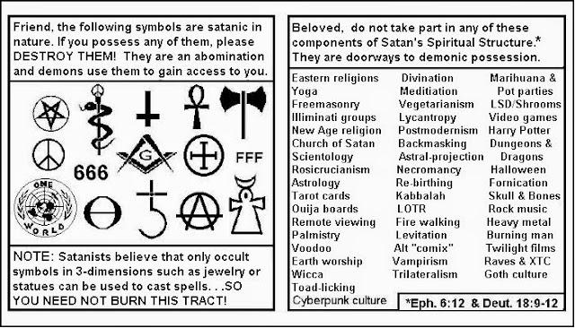 satan's spiritual structure satire