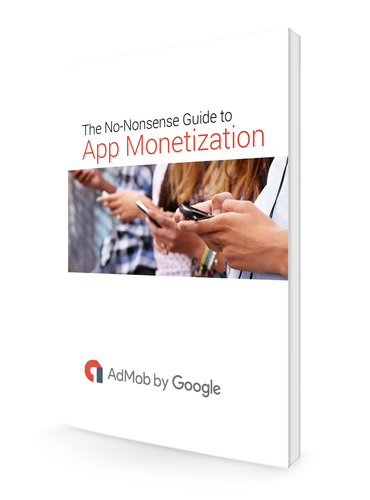 cover mockup2shadow Download Guia de Monetizacion para App No nonsense Guide to App Monetization