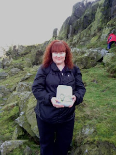 Our 100th Geocache at Beacon Hill