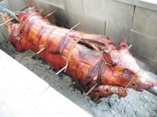 parrillada cerdo
