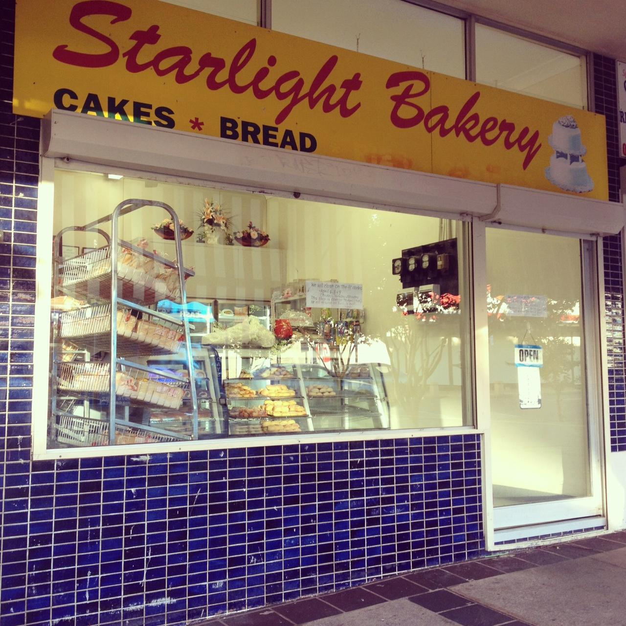 Starlight Cake Bake
