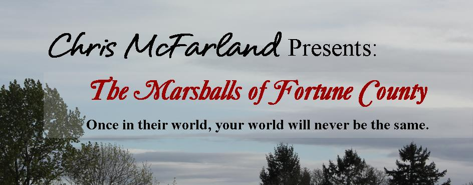 Chris McFarland Author