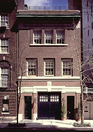 New home design information upper east side townhouse for Upper east side townhouses