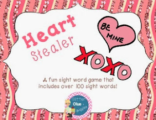 http://www.teacherspayteachers.com/Product/Valentines-Day-Sight-Word-Game-1054996