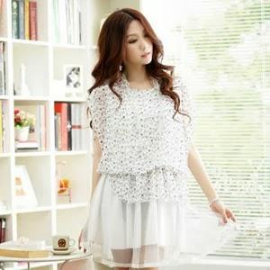 Model Pakaian Wanita Terbaru China Dan Korea