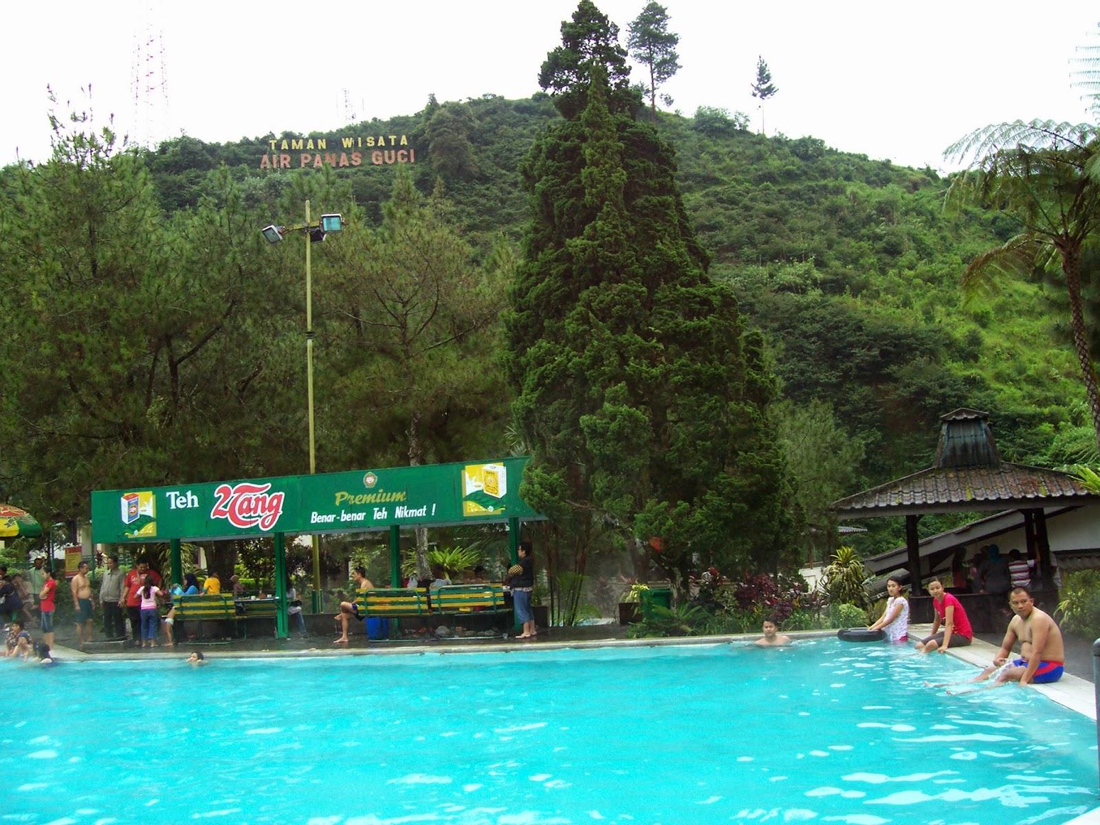 Wisata Guci Tegal